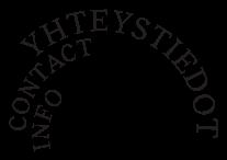 Yhteystiedot - Contact info